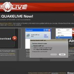 quakelive closed beta test impressions as a developer:  jquery, embedded objects and 3d